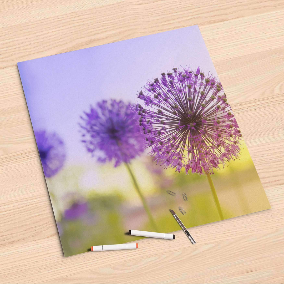 Folienbogen (60x60cm) - Spring Flower - CR107193