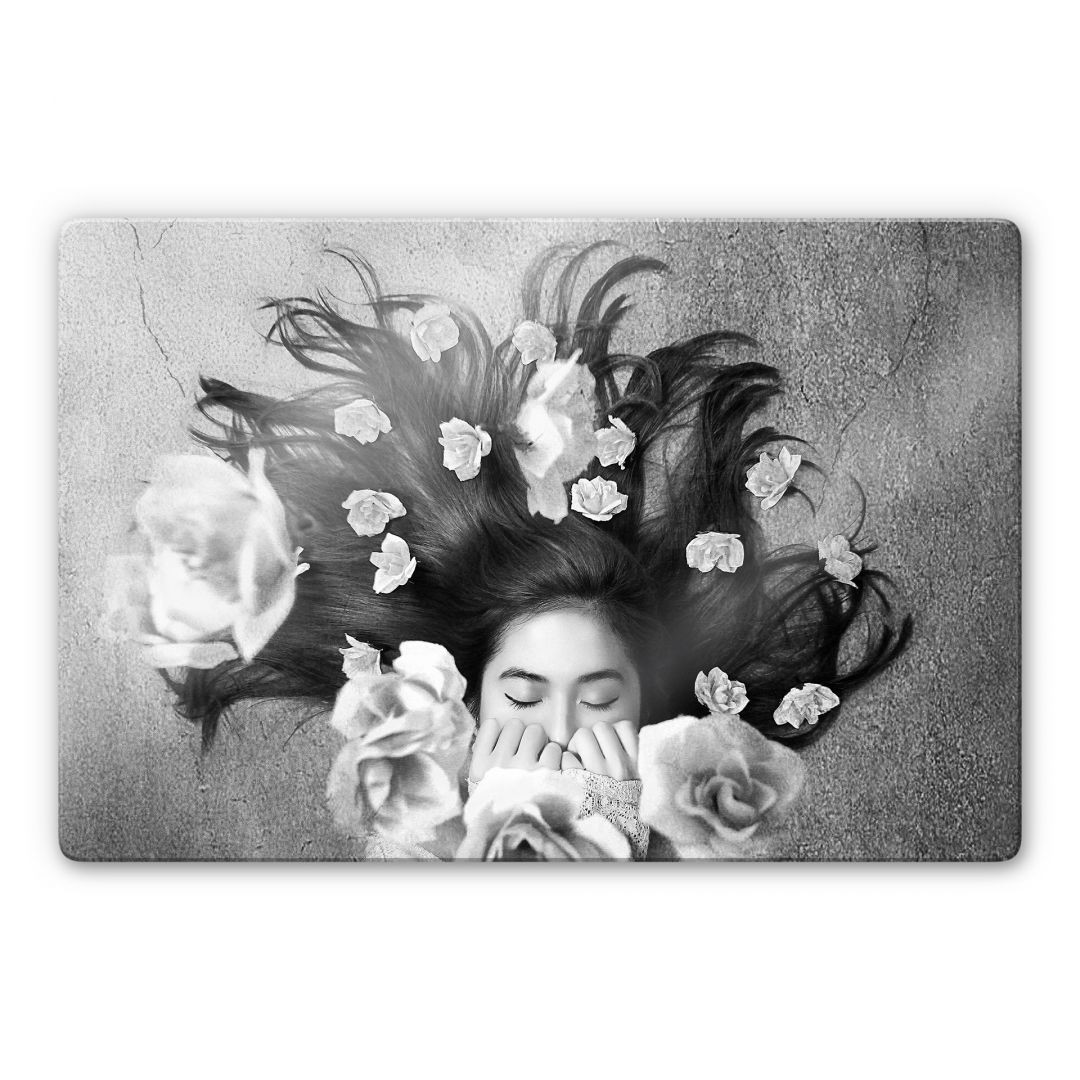 Glasbild Sulistyono - Sleep - WA253026