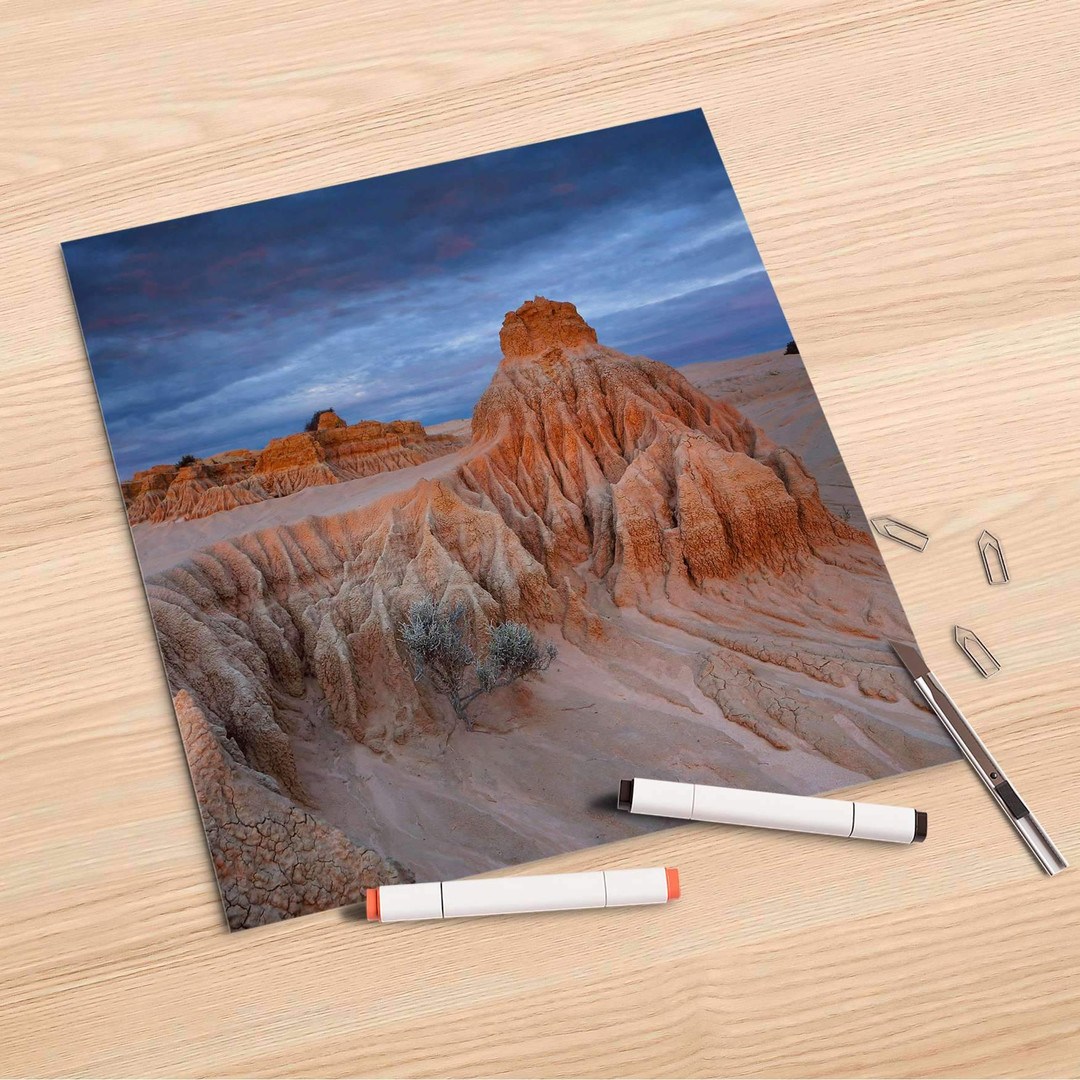 Folienbogen (30x30cm) - Outback Australia - CR106897