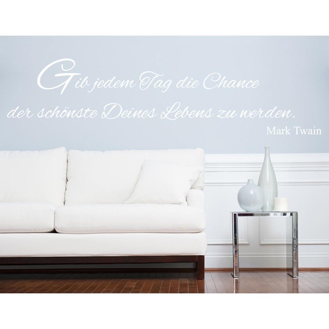 Wandtattoo Der schönste Tag - CG10143