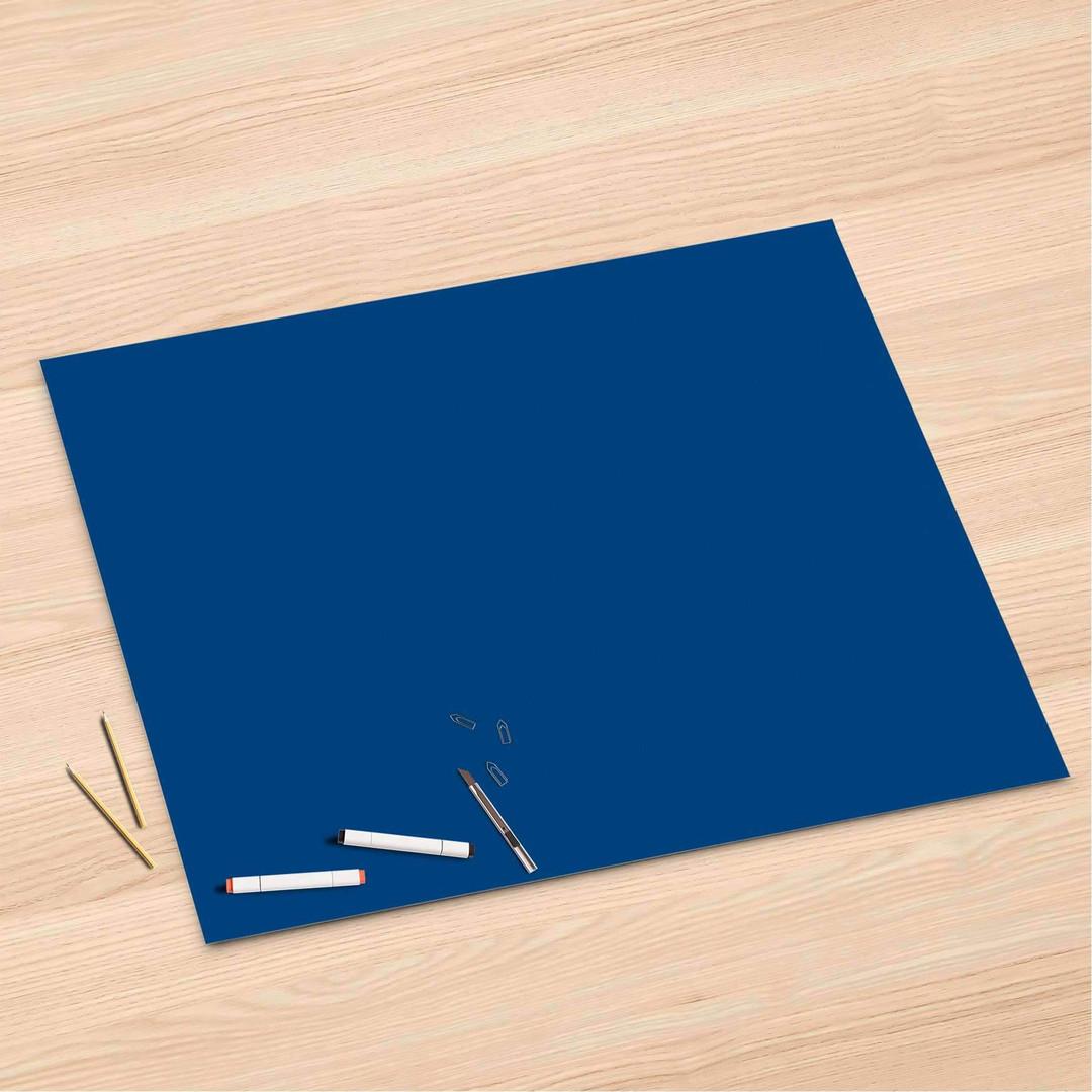 Folienbogen (120x80cm) - Blau Dark - CR106336