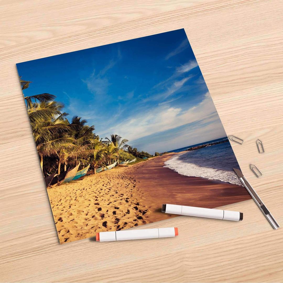 Folienbogen (30x30cm) - Longboat Beach - CR106872