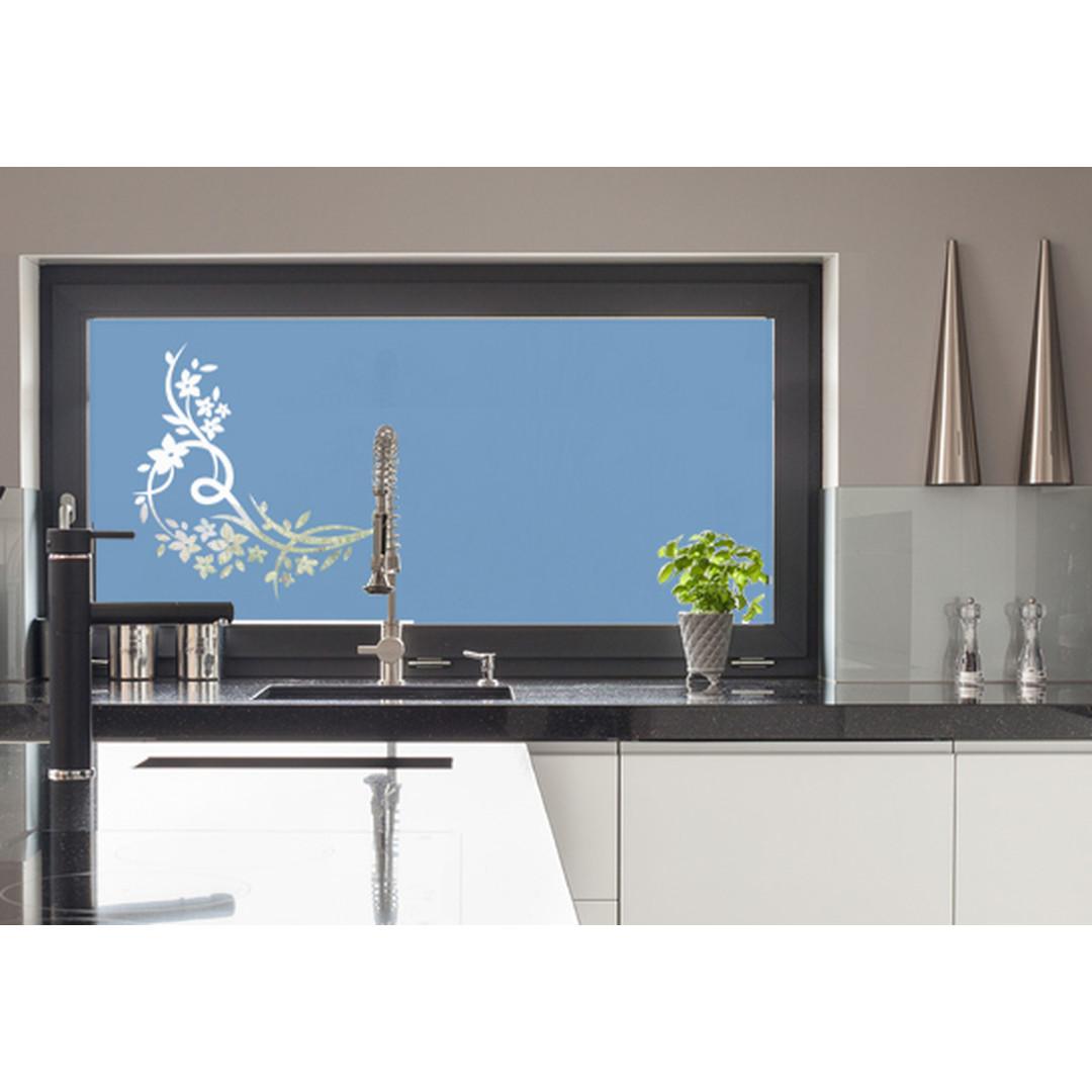 Sichtschutz Florales Eck - CG10406