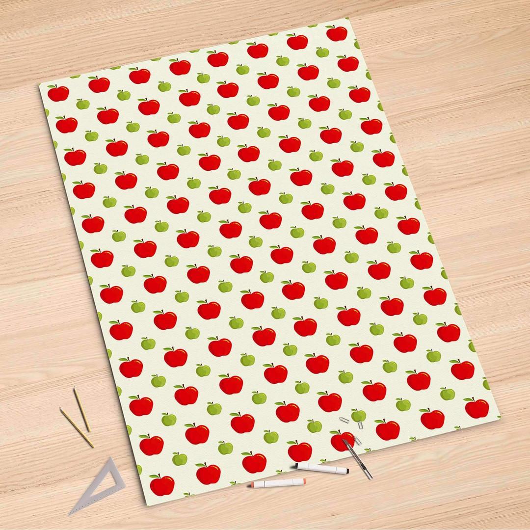 Folienbogen (100x150cm) - An apple a day - CR106106