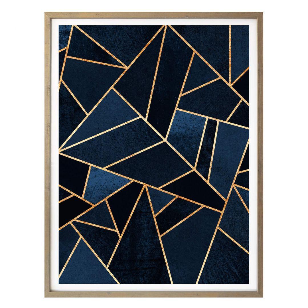 Poster Fredriksson - Stein des Ozeans - WA257699