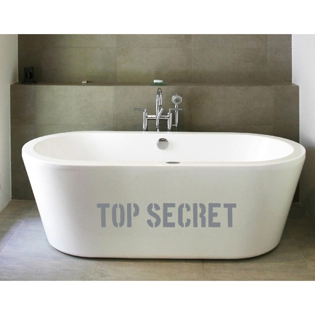 Wandtattoo Top Secret - TD16416
