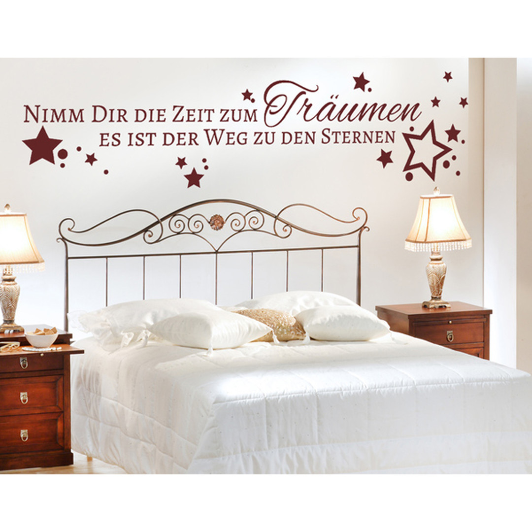 Wandtattoo Zeit zum Träumen - CG10155