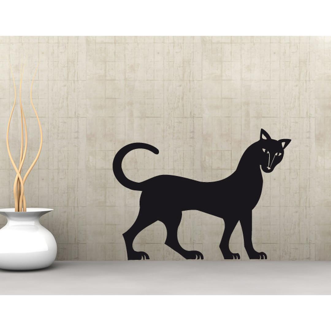 Wandtattoo Mystery Cat - TD16370