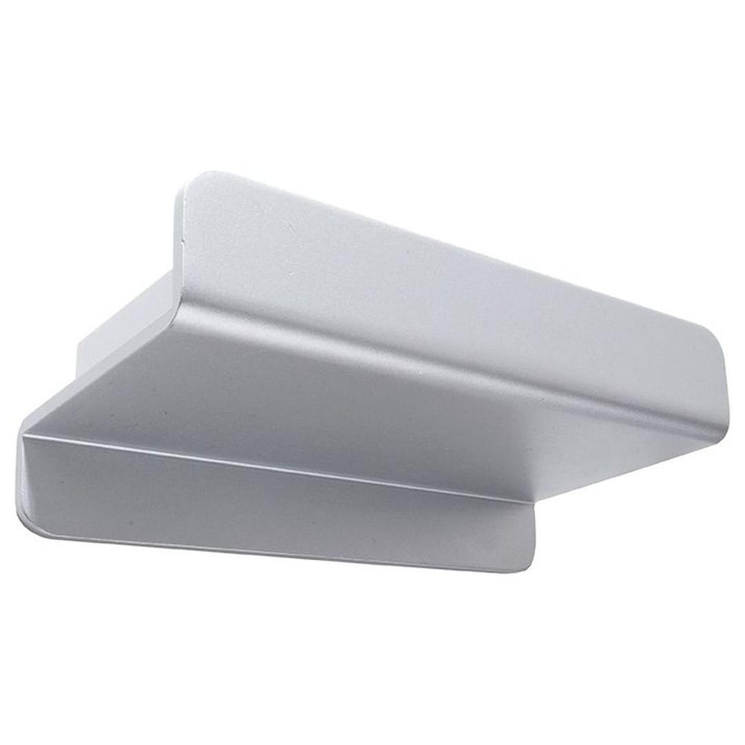 LED Wandaufbauleuchte Jessy in Silber 5W 240lm - CL102018