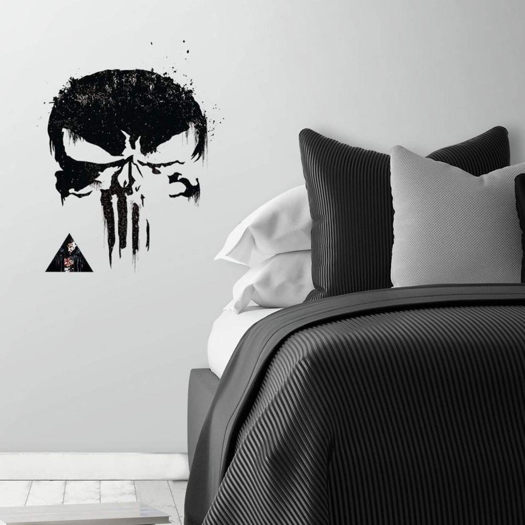 Wandsticker The Punisher - Maxi Sticker - WA260123