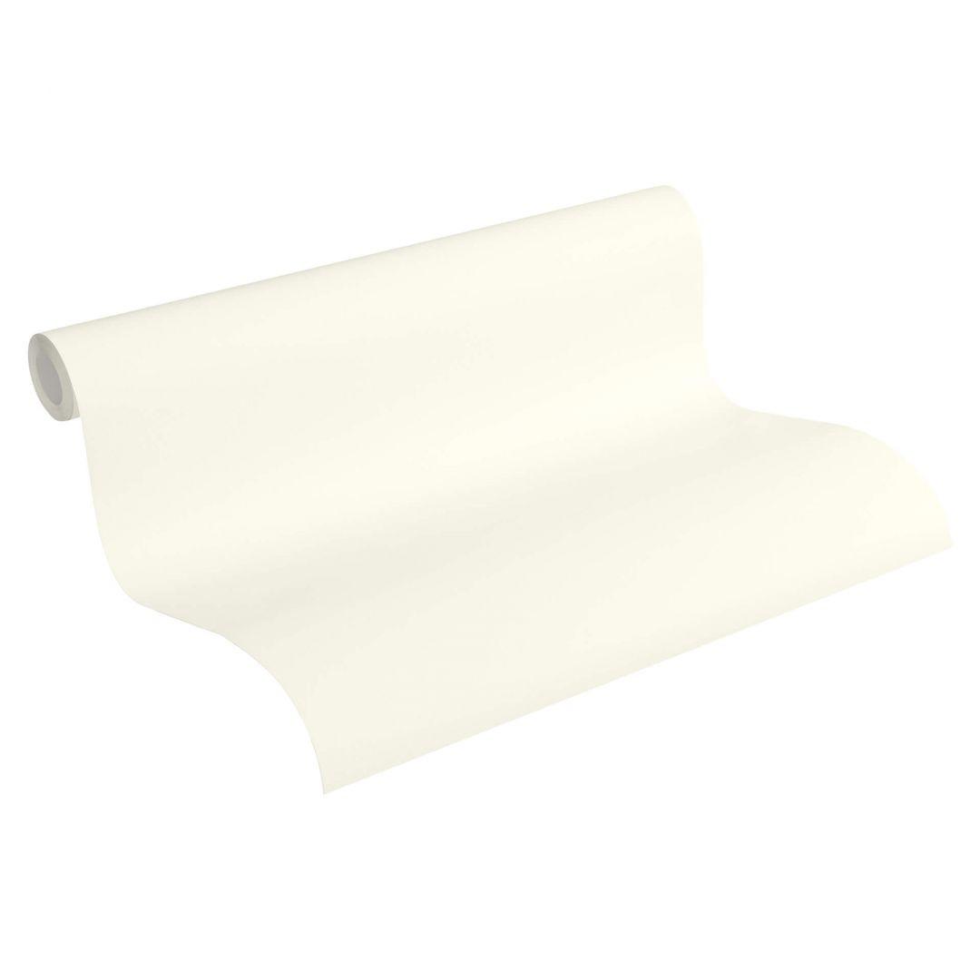 Esprit Vliestapete Eco Wallpaper Tapete Uni creme - WA252296