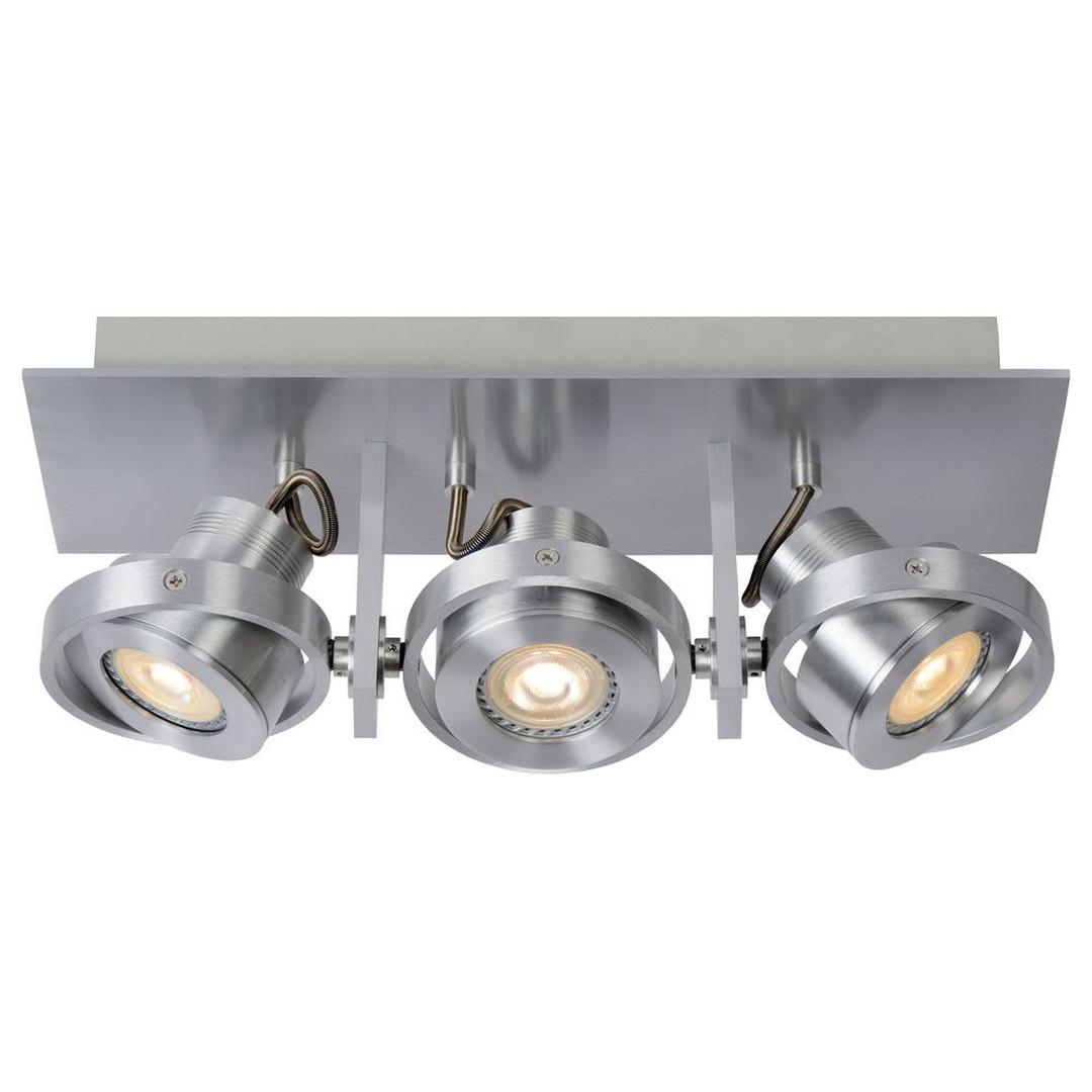 LED Deckenspott Landa 3x5W GU10 in Aluminium 3-flammig - CL119639