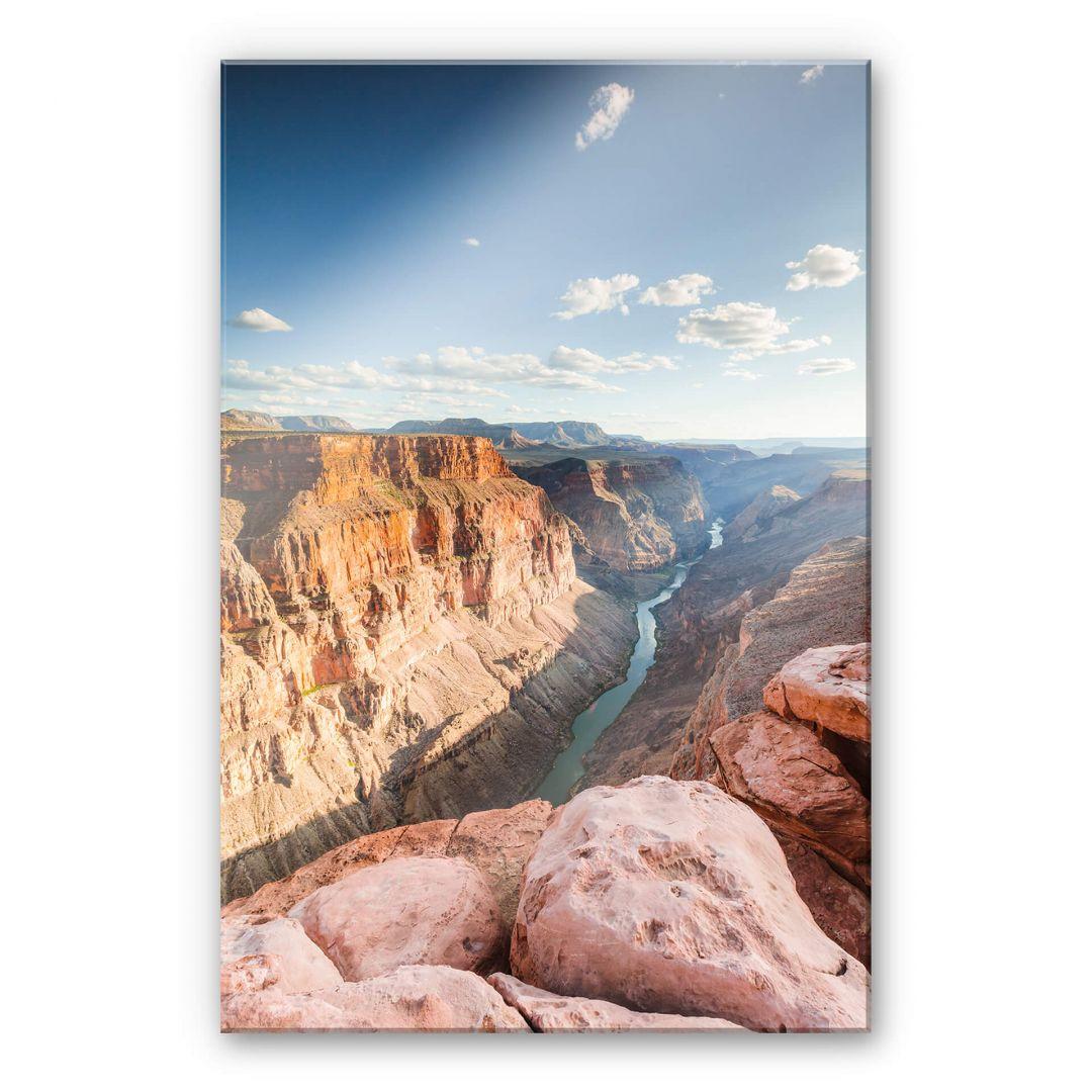 Acrylglasbild Colombo - Colorado River im Grand Canyon - WA251595