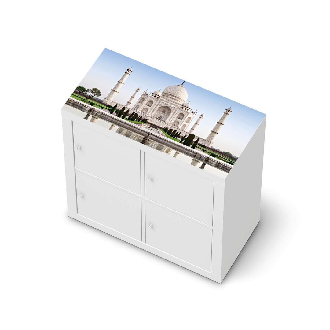Möbelfolie IKEA Expedit Regal oben - Taj Mahal - CR114673