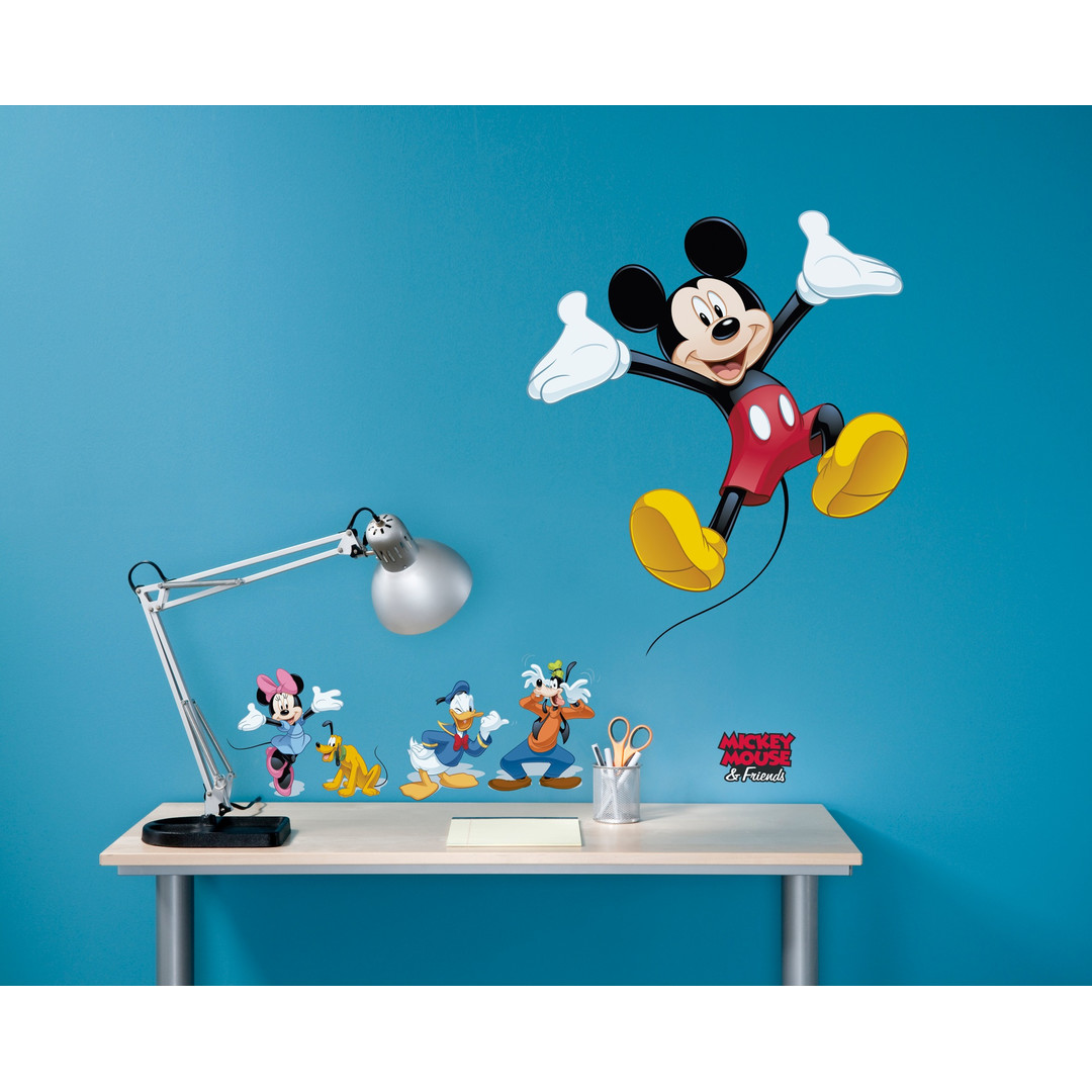 Wandsticker Mickey and Friends - KO14017h
