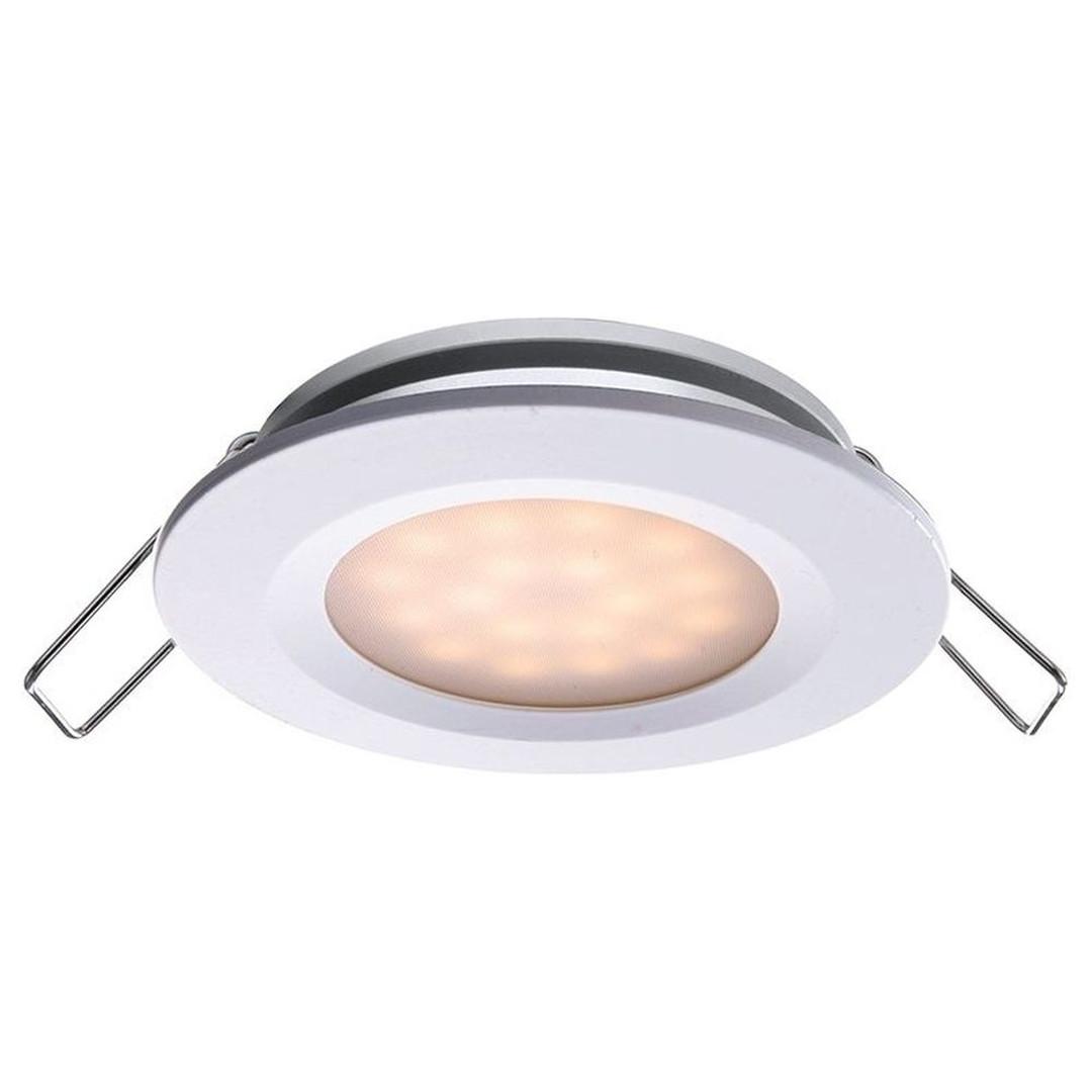 Dezenter Deko Light LED Deckeneinbauspot in weiss - CL102006