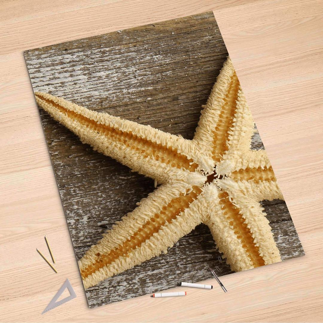 Folienbogen (100x150cm) - Starfish - CR106272