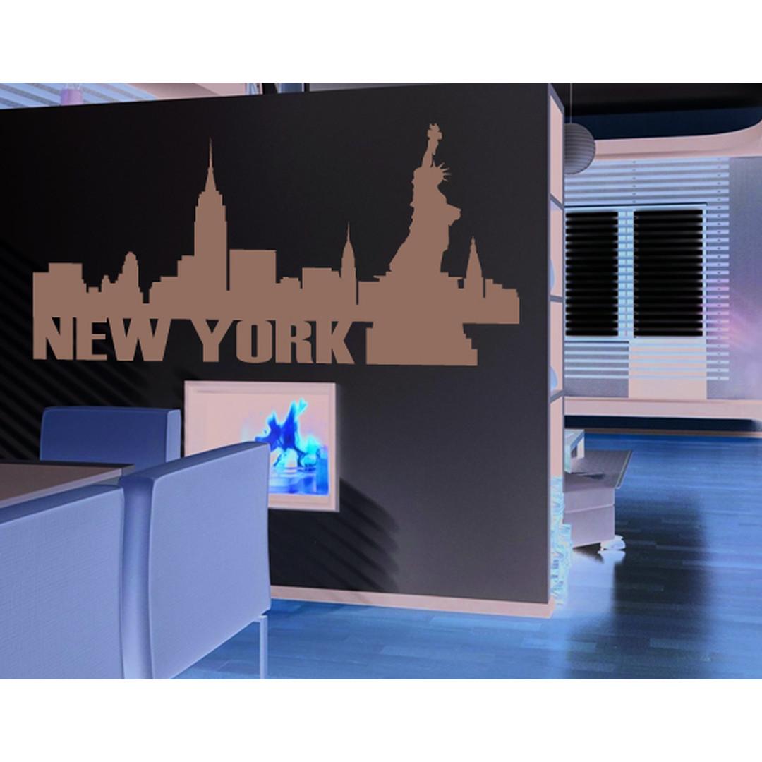 Wandtattoo New York - TD16228