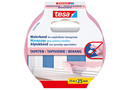tesa® Malerband Tapeten 25m x 25mm
