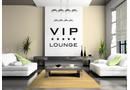Wandtattoo VIP Lounge 1
