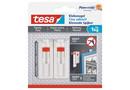 tesa® Klebenagel verstellbar Tapete & Putz 2x1kg