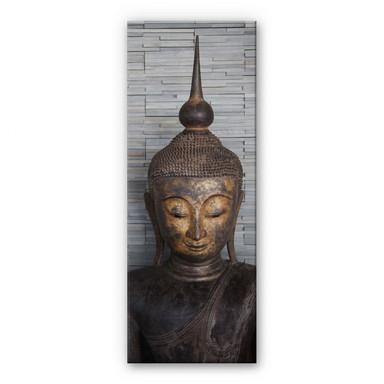 Alu Dibond Bild Thailand Buddha - Panorama