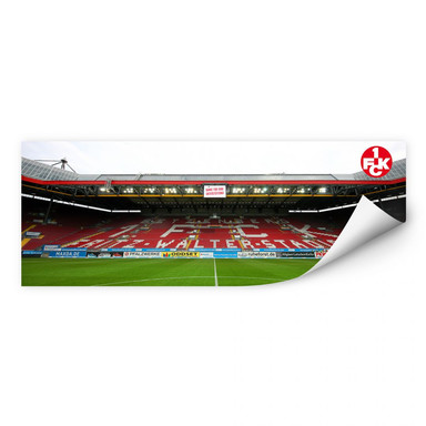 Wallprint 1. FC Kaiserslautern Stadion Tribüne - Panorama