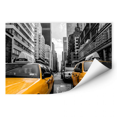 Wallprint Streets in New York City