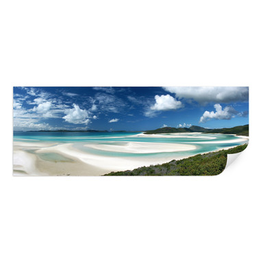 Wallprint Whitehaven Beach