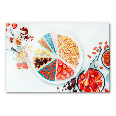 Acrylglasbild Belenko - Breakfast 03