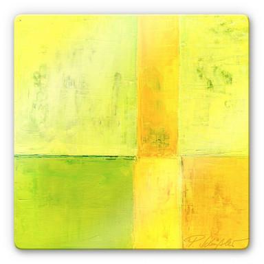 Glasbild Schüssler - Spring Composition I