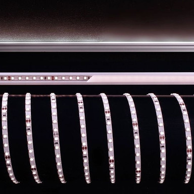 LED Stripe 3528-120-24V-6200K-5M in Weiss 3000lm