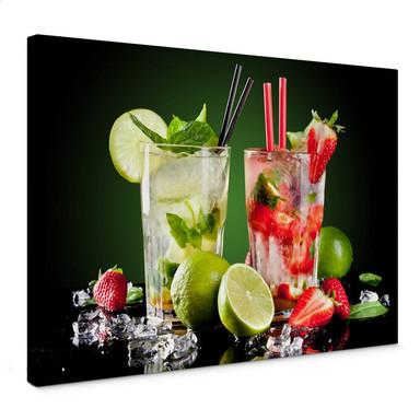 Leinwandbild Cocktail Hour