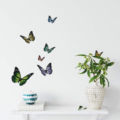 Wandsticker Schmetterlinge 1 - Bild 1