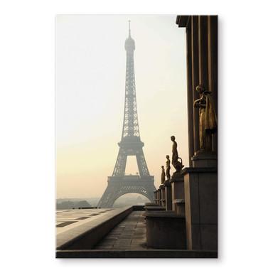 Acrylglasbild Bonjour Paris