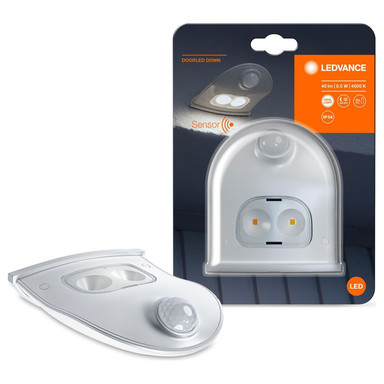 LED Wandleuchte in Weiss 0.95W 40lm IP54
