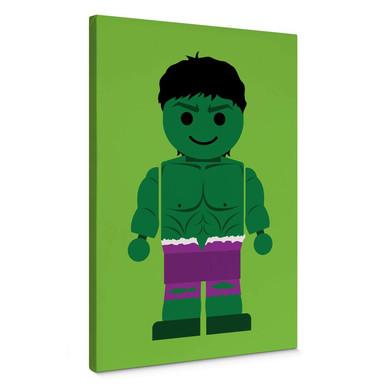 Leinwandbild Gomes - The Hulk Spielzeug