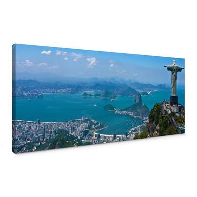 Leinwandbild Rio de Janeiro