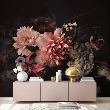 Livingwalls Fototapete Designwalls Blossom Variety Blumen