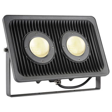 Outdoor LED Strahler Milox, anthrazit, 2-flammig, 3000 K, IP55