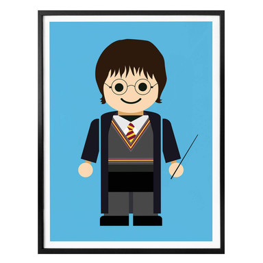 Poster Gomes - Harry Potter Spielzeug