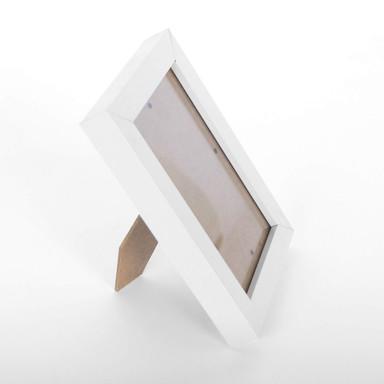 Bilderrahmen Holz Weiss - 10x15cm - Bild 2
