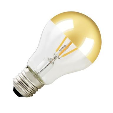 LED Leuchtmittel A60 E27 4W 200lm Spiegelkopf dimmbar