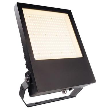LED Strahler Atik in Schwarz und Transparent 150W 17500lm 3000K IP65