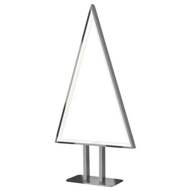 LED Tischleuchte Pine in Silber 3.2W 288lm 2700K