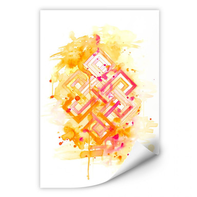 Wallprint Buttafly - Karma