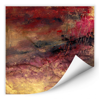 Wallprint Niksic - Ein Stück unserer Erde