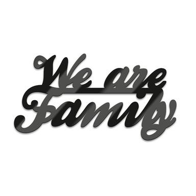 Acryl-Anhänger We are Family