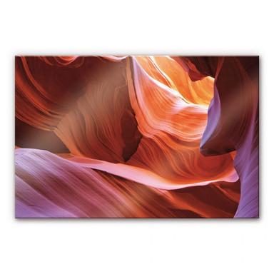 Acrylglasbild Canyon 02