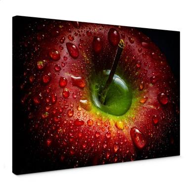 Leinwandbild Ianeva - Roter Apfel